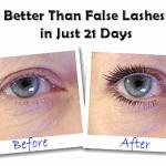 72% Better Eyelash Growth With Eye Secrets Lash Accelerator in 21 Days