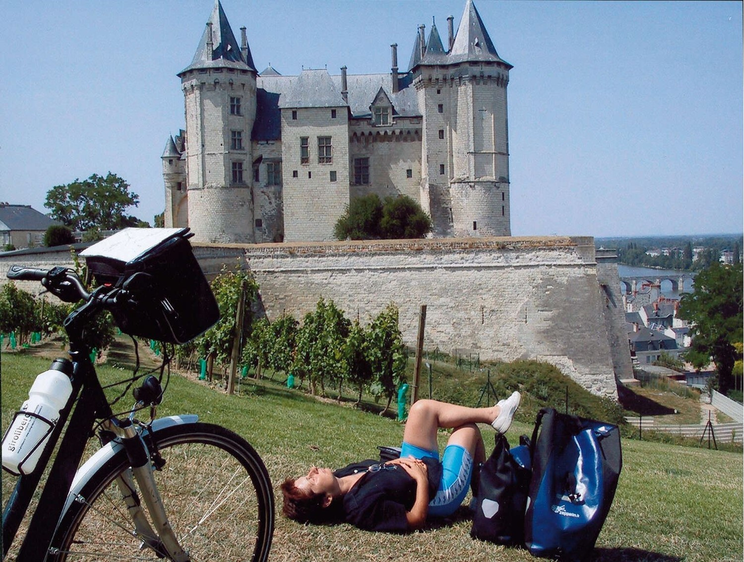 Cycling Holidays in the Loire Valley