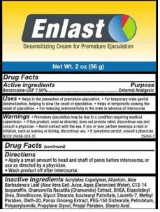 Enlast Ingredients