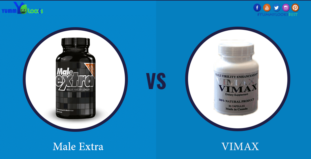 Male Extra Vs Vimax