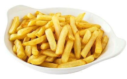 Potatoes_weight_french_fries