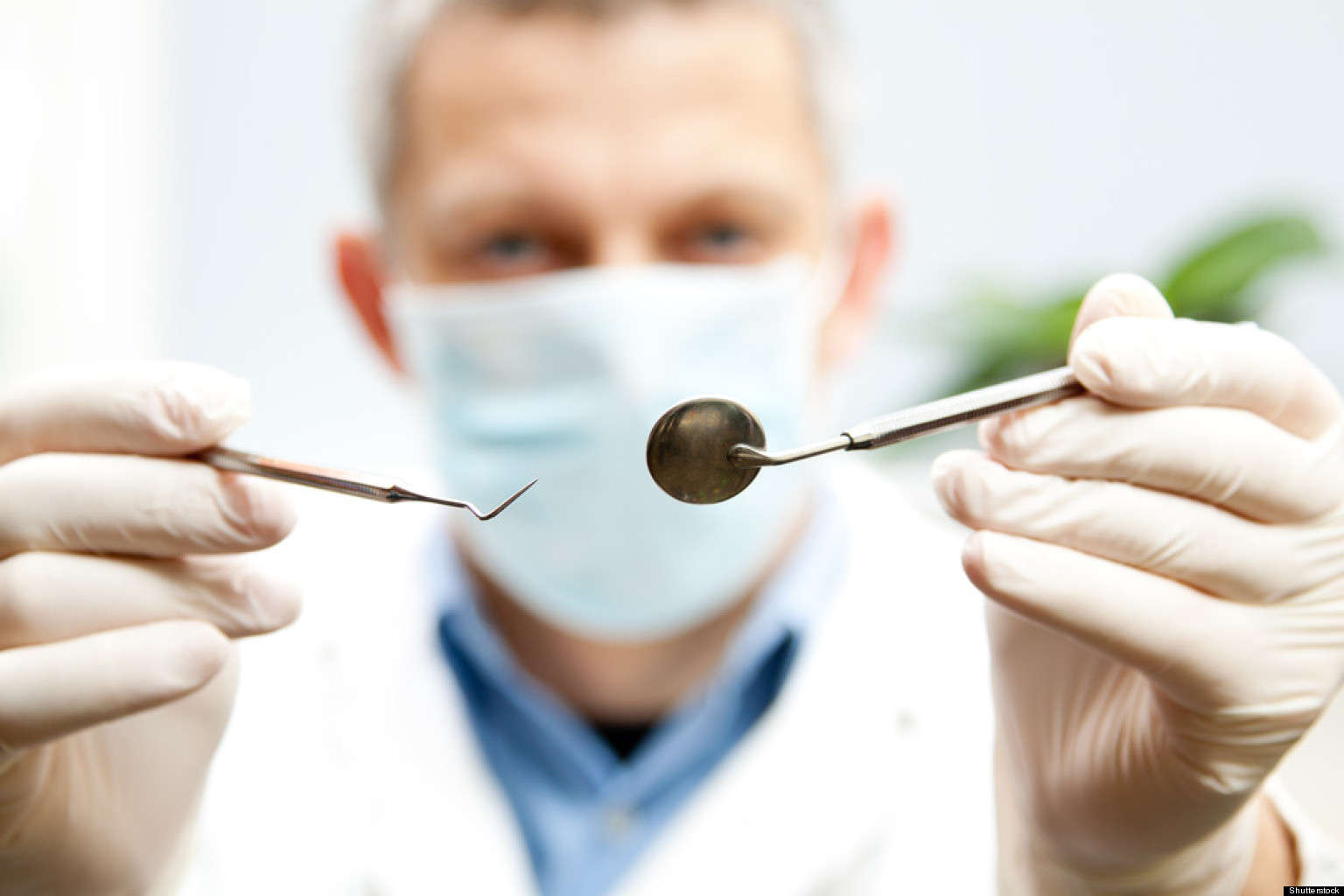 fear of dentists and dental equipments what to do