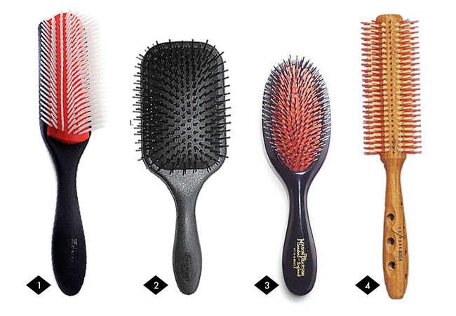 hair growth brushes
