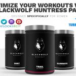 BlackWolf Workout 10x Enhancer – Energy Makeover – Women Version