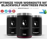 BlackWolf workout Huntress Pack for Women