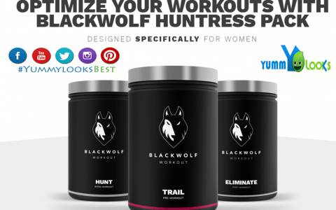BlackWolf workout Huntress Pack for Women