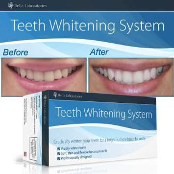 Teeth Whitening Kit of Bella Labs