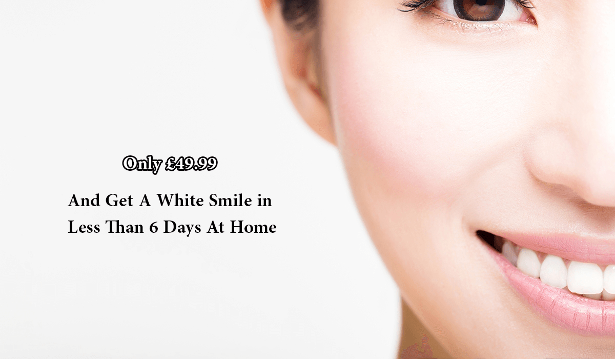 All You Need is 6 Days For Brighter Teeth With Bella Teeth Whitening Kit