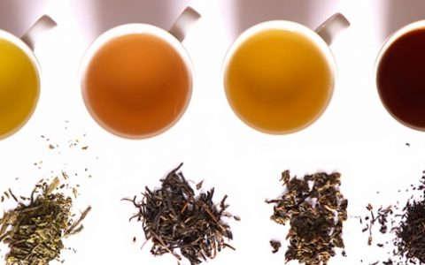 Types of Kou Tea