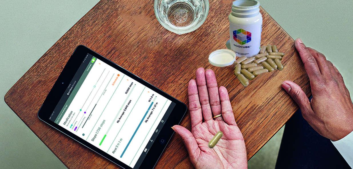 Noocube pills Cognetive enhancer