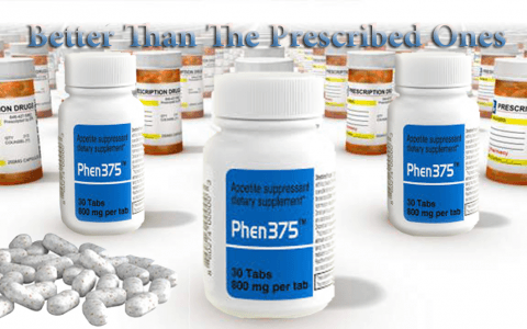 Phen375 better than Phentermine