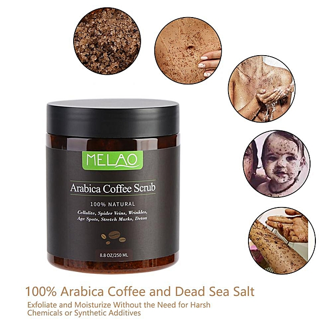 Melao Coffee Scrub