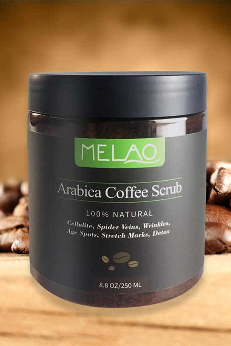 Melao-Scrub-Coffee-For-Cellulite-and-Varicose-Veins
